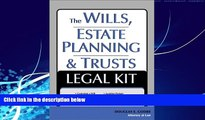 Big Deals  The Wills, Estate Planning and Trusts Legal Kit: Your Complete Legal Guide to Planning