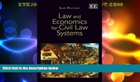 Big Deals  Law and Economics for Civil Law Systems  Best Seller Books Most Wanted