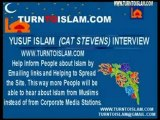 An interview With Yusuf Islam (Cat Stevens) First Part