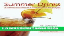 [PDF] Summer Drinks: A collection of delicious non-alcoholic beverages<br>With recipes from