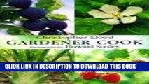 [New] Ebook Gardener Cook Free Online