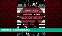 FAVORIT BOOK Horizon Japan. Travels through the culture, cuisine and nature of a seemingly