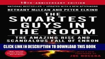 [FREE] EBOOK The Smartest Guys in the Room: The Amazing Rise and Scandalous Fall of Enron ONLINE