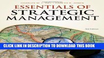 [FREE] EBOOK Essentials of Strategic Management (Available Titles CourseMate) BEST COLLECTION