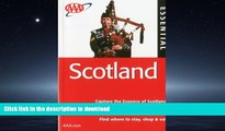 READ  AAA Essential Scotland (AAA Essential Guides: Scotland) FULL ONLINE