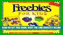 [FREE] EBOOK The Official Freebies for Kids: Something for Nothing or Next to Nothing! ONLINE