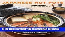 [PDF] Japanese Hot Pots: Comforting One-Pot Meals Popular Collection