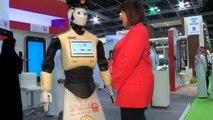 Gitex Teknoloji Fuarı ile Dubai'yi robotlar sardı