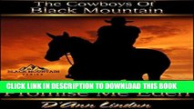 [New] Ebook Promise Me Eden (The Cowboys of Black Mountain Book 2) Free Read