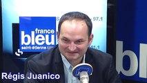 L'Invité de France Bleu Saint-etienne Loire Matin -  Régis Juanico