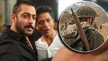 Salman Khan Shahrukh Khan Scene In Tubelight, Shah Rukh Cameo Details
