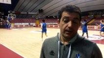 Entraînement Venise Basket Landes