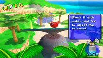 Super Mario Sunshine - Gameplay Walkthrough - Part 6 - Gelato Beach (Episodes 1-4)