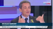 Quand Nicolas Sarkozy fait un lapsus sur François Bayrou et François Baroin