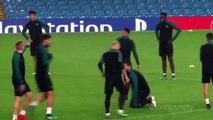Suarez vs. Neymar Part 2 - Neymar Gets Revenge on Suarez