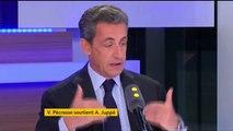"""Le lapsus savoureux de Nicolas Sarkozy : """"Je confirerai Matignon à François Bayrouin"""" (France info)"""
