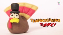 Play Doh Thanksgiving Turkey | Thanksgiving Turkey | Happy Thanksgiving
