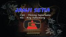 Roy Tuhumury - JANJI SETIA