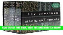 [PDF] The Magicians Trilogy Boxed Set: The Magicians; The Magician King; The Magician s Land Full
