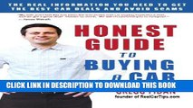 [Free Read] Honest Guide to Buying a Car - How to Get the Best Deals and Never Worry About Being