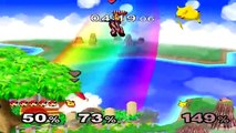 Super Smash Bros. Melee - Classic Mode - Part 16 [Luigi]
