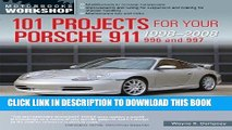[Free Read] 101 Projects for Your Porsche 911, 996 and 997 1998-2008 (Motorbooks Workshop) Full