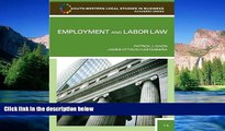 Must Have  Employment and Labor Law (text only) 7th (Seventh) edition by P. J. Cihon,J. O.