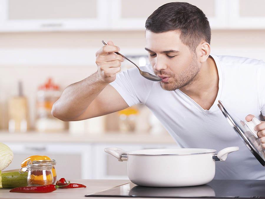 """5 """"Men Make Dinner Day"""" Rules"""