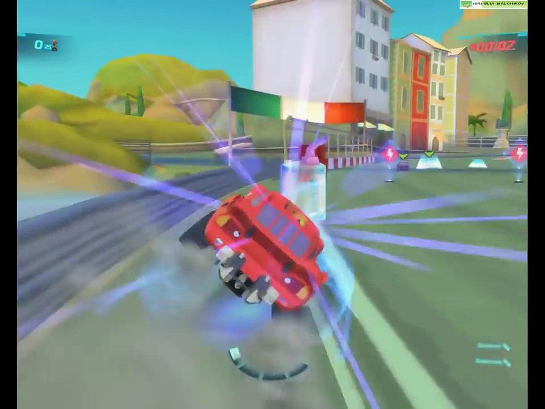 Молния маквин Прохождение игры Тачки 2 Игры для мальчиков