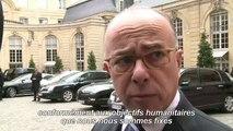 L'évacuation des mineurs de Calais en bonne voie, dit Cazeneuve