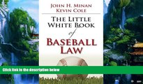 Big Deals  The Little Book of Baseball Law (ABA Little Books Series)  Best Seller Books Best Seller