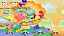 SSB64 - 1P Mode (Very Hard) - Part 1 [Mario]