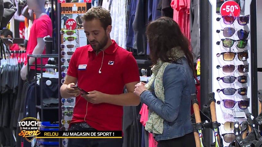 Relou : Au magasin de sport ! - TPMS