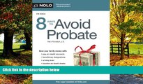 Big Deals  8 Ways to Avoid Probate  Full Ebooks Most Wanted