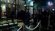 Tomer Sisley inaugure son premier restaurant - Le Hardy - à Paris