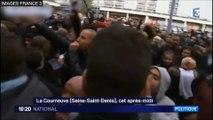 Les politiques et la banlieue : François Hollande chahuté à la Courneuve