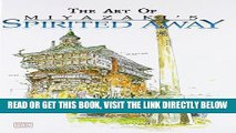 [EBOOK] DOWNLOAD The Art of Spirited Away READ NOW