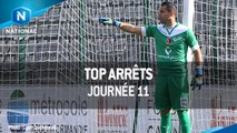 Le Top Arrêts (J11)