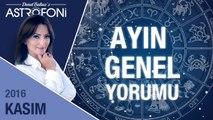 Kasım 2016 aylık astroloji ve burç yorumu videosu