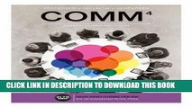 [Ebook] COMM (with COMM Online, 1 term (6 months) Printed Access Card) (New, Engaging Titles from