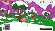 Dora Snow Board - Dora The Explorer - Children Games To Play