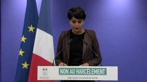 """[ARCHIVE] """"Non au harcèlement"""" : discours de Najat Vallaud-Belkacem - 02 novembre 2016"""