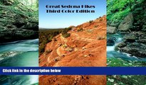 Big Deals  Great Sedona Hikes Third Color Edition: The 26 Greatest Hikes in Sedona Arizona  Full
