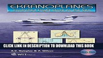 [PDF] Ekranoplanes: Controlled Flight Close to the Sea VIDEO and CD-ROM Popular Online