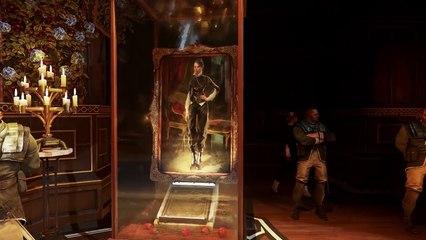 Carnet de développeurs Dishonored 2: Corvo Attano de Dishonored 2