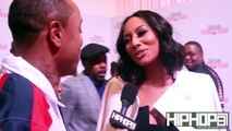 """Keri Hilson Talks Role in """"Almost Christmas"""", New TV Film & More at """"Almost Christmas"""" Screening"""