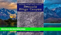 Books to Read  Southern Sierra Rock Climbing: Sequoia/Kings Canyon  Best Seller Books Best Seller