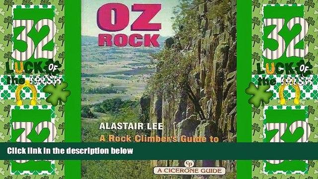 Big Deals  Oz Rock: Rock Climber s Guide to Australian Craggs (Cicerone Climbing Overseas)  Best