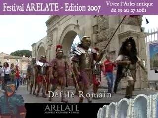 Festival romain Arelate