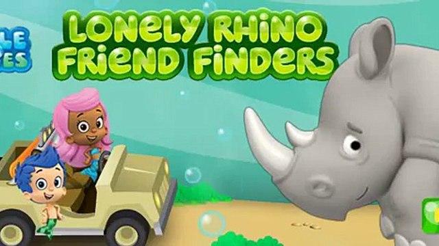 Bubble Guppies: Bubble Guppies Lonely Rhino.(ПОЛНАЯ ВЕРСИЯ).